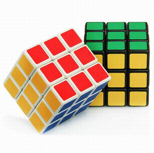 MOQ 100pcs 루비 큐브 루비 스 큐브 마술 큐브 루빅 스퀘어 마인드 게임 퍼즐 for Kids (색상 : Multicolor) 5.7x5.7x5.7