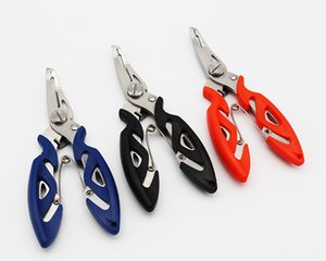 1 psc Stainless Steel Fishing Scissors Pliers Line Cutter Lure Bait Remove Hook Tackle Tool Kits Accessories
