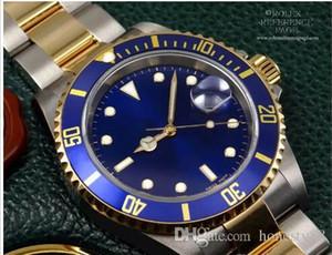 Luxus heißer Verkauf beliebte Superlative Chronometer Herren Armbanduhr Tag Datum männliche Uhr blaues Gesicht versandkostenfrei Herren Kleid Wat