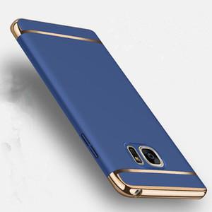 Lüks Telefon Kılıfı 3 in 1 için ortak telefon Kapak Cep Telefonu Çantası Samsung S8 Artı S7 kenar S6 Kenar