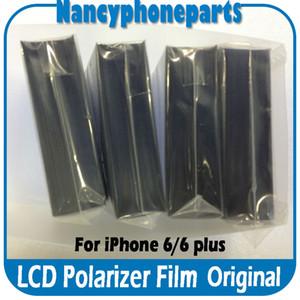 Оригинальный ЖК поляризованные поляризатор фильм для iPhone 5 5C 5S 6 плюс анти статический поляризатор поляризации ЖК-дигитайзер экран ремонт