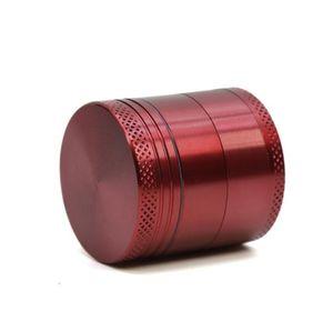 Le nouveau broyeur en alliage d'aluminium à quatre couches diamètre 30MM hauteur 32MM fumeurs