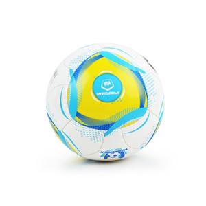Winmax New Design Slip-Resistant Standard Size 5 3.5mm TPU Machine Stitched Trainning Football Soccer Ball