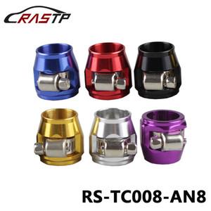 RASTP-AN 8 AN APS алюминиевый сплав топливо/масло / радиатор / резина мазут водопроводная труба Jubilee Clip Clamp шланг финишер зажим RS-TC008-AN8