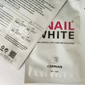 DHL улитка белый шелк маски для лица Корея улитка секреция фильтрат Карриан секреция уход за кожей красота отбеливание лица увлажняющий