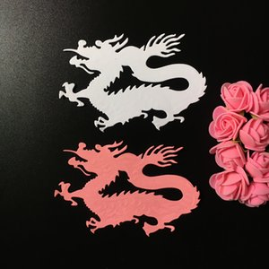 Dragon Metal DIY Cutting Dies Трафаретная записная книжка для альбома Album Embossing Craft
