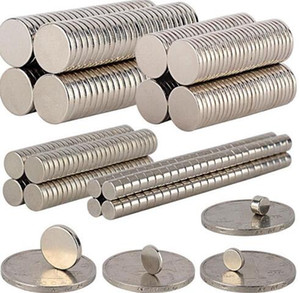 100PCS LOT 5mm x 2mm Rare Earth Neodymium Super Strong Magnets N35 Rare Earth Neodymium Super Strong Magnets