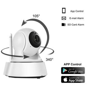 Top Seller Home Security Wireless Mini IP Camera de Vigilância Wifi 720P Night Vision CCTV Camera Baby Monitor