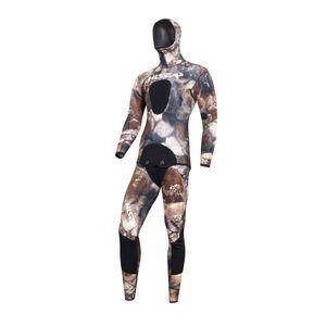 2017, yüksek kaliteli giyim kamuflaj 3mm takım sörf CR neopren dalış takım ıslak elbisenin, sıcak, dalış Takım