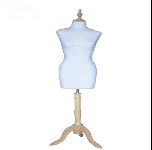 ¡Envío gratis! schaufensterpuppe, maniquíes a la venta, forma de vestido, mujer de medio cuerpo para vitrina de tienda de ropa boda ficticia, HY003