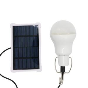 Edison2011 태양 전지 패널 전원 LED 전구 업그레이드 휴대용 140LM 1600mA 배터리 태양 램프 야외 독서 캠핑 텐트 조명