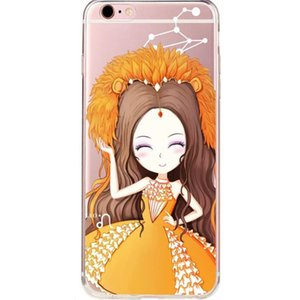 2017 new fashion multi color TPU painted cell phone shell multi-typed cartoon back cover cell phone cases