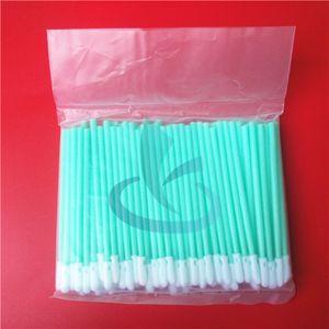 Meilleur prix 10packs 1000X impression bâton mousse tampon de nettoyage de la tête pour Epson Mimaki Mutoh Galaxy Xuli DX4 DX5 imprimante éponge propre