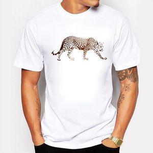 Moda uomo T-shirt Stampa World Map Stripe in cotone a maniche corte O-collo Top Tees Swag T-shirt Ultimi Moda uomo Animal stampato