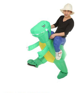 costume de dinosaure gonflable combinaison de dinosaure vêtements de dinosaure halloween costumes costumes drôles cosplay animal
