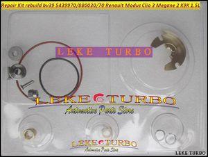 TURBO Repair Kit rebuild 54399880030 54399880070 Turbocharger for Nissan Qashqai for Renault Modus Clio 3 Megane 2 K9K 1.5L
