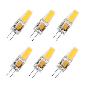 G4 전구 LED 램프, 화이트 2W, 210lm, 12V DC / AC 360 ° 빔 각도 20W 할로겐 램프 환산 따뜻한
