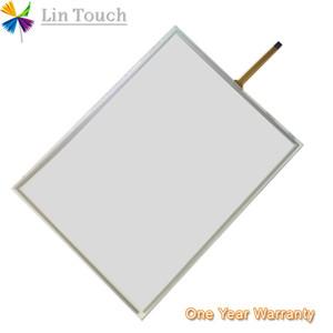 NEU HT104A HT 104A HT104A-ND0A152 HMI-SPS-Touchscreen-Panel-Membran-Touchscreen Zur Reparatur von Touchscreen