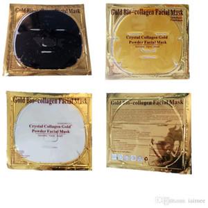 Маска для лица Gold Bio - Коллагеновая грязь Лицевая маска Маски Golden Crystal Powder Увлажняющий Антивозрастной Отбеливающий Уход за кожей Гладкая красота