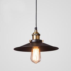 مستودع لوفت شمال البلاد الصناعية الفنون الإبداعية استعادة طرق القديمة رئيس واحد أسود اللباس droplight 22 سنتيمتر