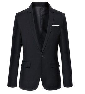 New Arrival Brand Clothing Autumn Suit Blazer Men Fashion Slim Male Suits Casual Solid Color Masculine Blazer Size M-3XL