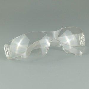 Lunettes de sécurité de travail lunettes de protection des yeux Protection des yeux lunettes de vue claires pour le travail de laboratoire industriel poussière lunettes de coupe 9936