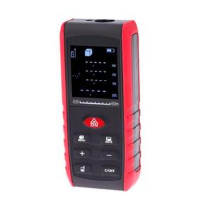 Wholesale New 60M Digital Laser Distance Meter rangefinder Range Finder Area Volume Measurement with Angle Indication