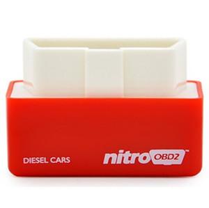 NitroOBD2 Dizel Araba Chip Tuning Kutusu Daha Güç / Daha Tork Tak ve Sürücü OBD2 Chip Tuning Kutusu Nitro OBD2