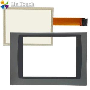 NEU PanelView Plus 700 2711P-RP1 2711P-RP2 2711P-T7C6D2 2711P-T7C15D1 HMI-SPS TouchScreen UND Front-Label-Film Touchscreen und Frontlabel