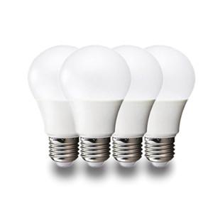 Super brilhante E27 LED lâmpada 3W 5W 7W 9W 12V 15V ângulo de 360 LED SMD Bulb Bola íngreme luz de iluminação interior Lâmpadas LED
