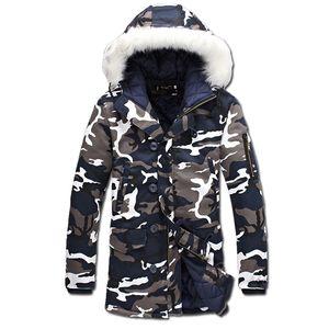 ZhuZunZhe 2017 Men Jackets And Coats Winter Casual Jacket Plus Size Jacket Men Thick Warm Fashion Men Coat 5XL 40864