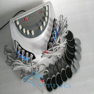 hause salon Electro muskelstimulator gewichtsverlust maschine EMS elektrische russische welle körper massager stimulation abnehmen ausrüstung