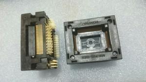 Presa per test IC Yamaichi IC201-1004-028P QFP100PIN Bruciature di intensità pari a 0,65 mm nella presa