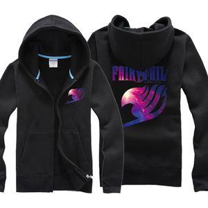 Kukucos animado Fairy Tail ropa adolescente chaquetas Cielo Harajuku estrella de primavera y otoño suéter hombres de Cosplay del traje de regalo