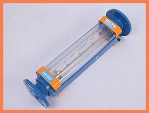 Medidor de flujo de rotámetro de vidrio DN50 LZB-50 al por mayor para conexión de brida líquida, medidores de flujo de instrumentos LZB50 Medición de flujo de instrumentos de análisis