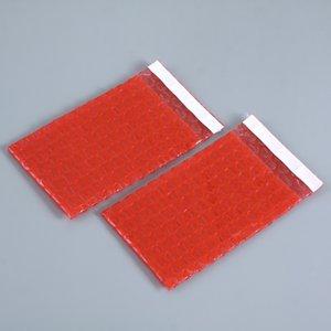 """الجملة ANTI ثابت فقاعة أكياس الختم الذاتي 2.5 """"س 3"""" _65 × 80 + 25MM أو 3 """"× 5"""" _80x 130 + 20MM فقاعة توسيد التفاف مغلف الحقائب"""
