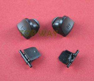 Tasti di ricambio JDS-030 JDM-030 Parti L2 R2 per Playstation 4 PS4 JDS030 JDM030 Trigger controller