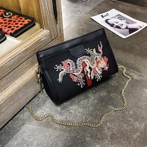 Cina borse borse donne famose marche catena borsa moda di lusso designer patta borse a tracolla messenger borse a tracolla borsa a tracolla