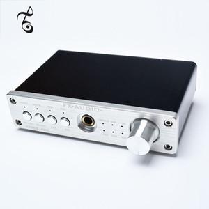 Freeshipping effetto sonoro Processore EQ PRO versione aggiornata del decodificatore USB DAC PCM2704 MAX9722 + amplificatore per cuffie