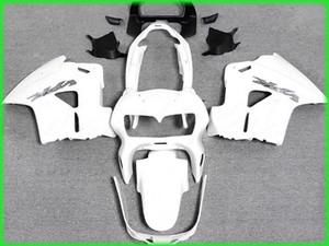Free ship all white Fairing kit for 1998 1999 2000 2001 Honda VFR800RR interceptor VFR800 VFR 800 98 01