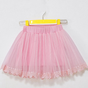 3 to 7 years Girls lace tutu tulle skirts, summer baby kids Korean style clothing, retail children boutique casual clothes, R1ES12ST-52