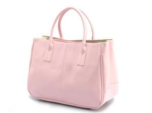 Venta caliente de la manera del color del caramelo de las mujeres bolsos bolso de señora PU bolso de cuero bolsa de hombro elegante ENVÍO GRATIS