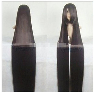 many Colours Wig can choose Hot heat >>Hot heat resistant Kanekalon Party hair FREE SHIPPING>> 60inch 150cm Extra Long Straight cosplay par