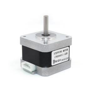 Envío gratuito 5pcs \ lot Nuevo CNC 42 Nema 17 Motor paso a paso 34 mm Altura para CNC X / Y / Z eje para impresora 3D Componentes electrónicos R103
