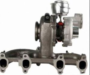 FEBIAT Turbocompresseur pour GT1646V 751851 KP39-011 AUDI SEAT SKODA Volkswagen 1.9L 105HP 77KW 751851-0001, 751851-0002, 751851-0003