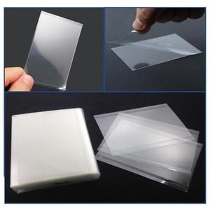 Alta qualidade 250um oca optical adesivo cola adesiva transparente filme para iphone x 8 7 6 s 6 plus se 5s 5c 5g 4s 4g (613ip100)