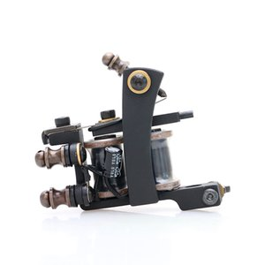 Black New Type Hot Sale Tattoo Gun Professional Tattoo Machine for Liner High Quality Tattoo Supply TM462
