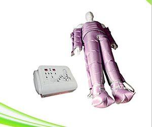 drainage lymphatique corps pressothérapie professionnel jambe mise en forme machine costume de massage