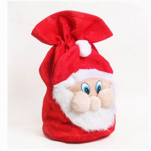Christmas gift bag Handbag New Santa Claus Handbag Candy Christmas Gift Bag Xmas Decor 50-40CM Bag Gift Women Handbag Kids
