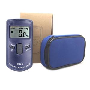 Freeshipping digital medidor de umidade da madeira instrumento de umidade da madeira Analyzer umidade 10 graus de densidade